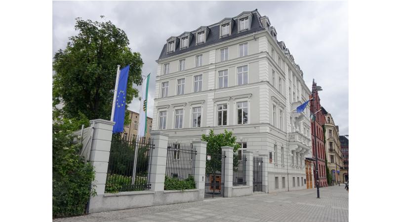 Neuer Sitz des Sachsen-Büros in Breslau