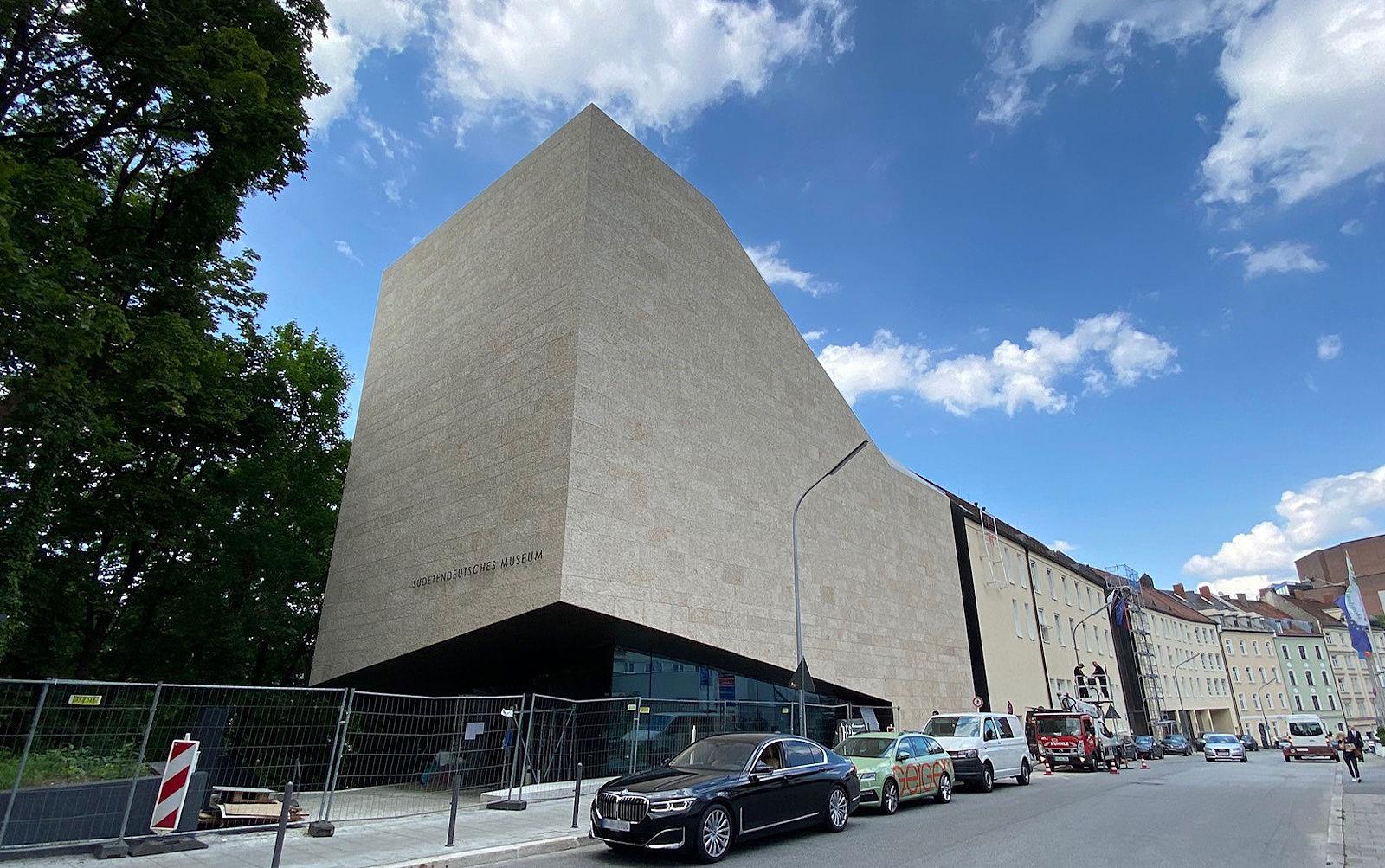 Sudetendeutsches Museum in München eröffnet