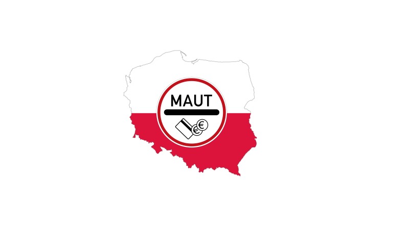 Elektronische Maut an Polens Autobahnen