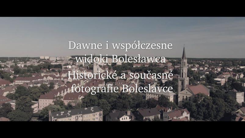 Film online: Alte und moderne Ansichten von Bunzlau