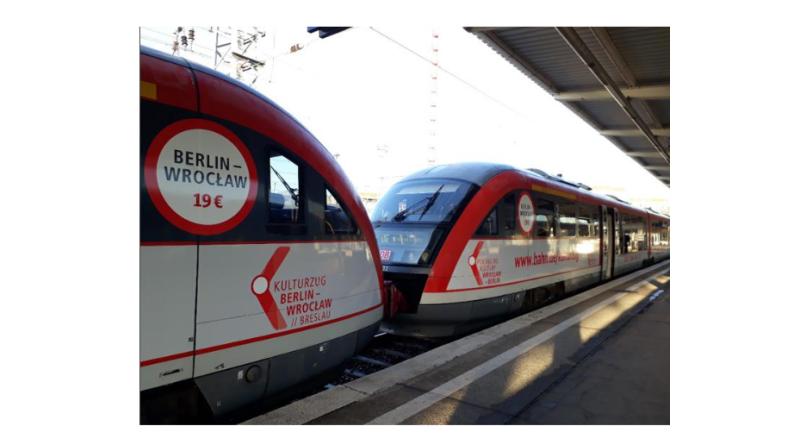 Kulturzug rollt wieder nach Breslau