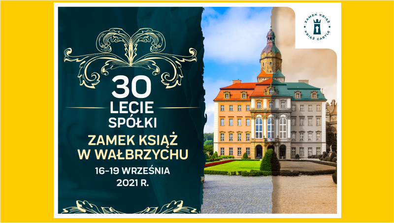 """30jähriges Jubiläum der Gesellschaft """"Zamek Książ"""""""