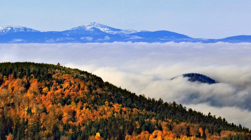 Herbstwanderungen im Riesengebirge