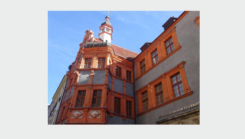 Görlitz: Entdeckungen im Schönhof... Feierabendziegel